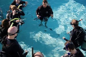 Speciality Instructor Training at Nautilus Aquatics